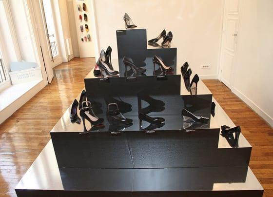 La Petite Chaussure Noire