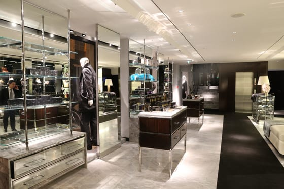 Tom Ford boutique Fbg St Honoré @ Dufour