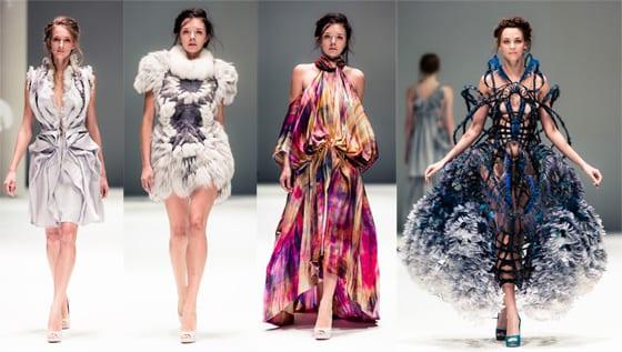 Yiqing Yin Haute Couture Singapour Nov 2012