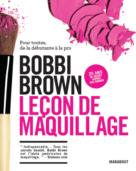 Bobbie Brown : leçon de maquillage
