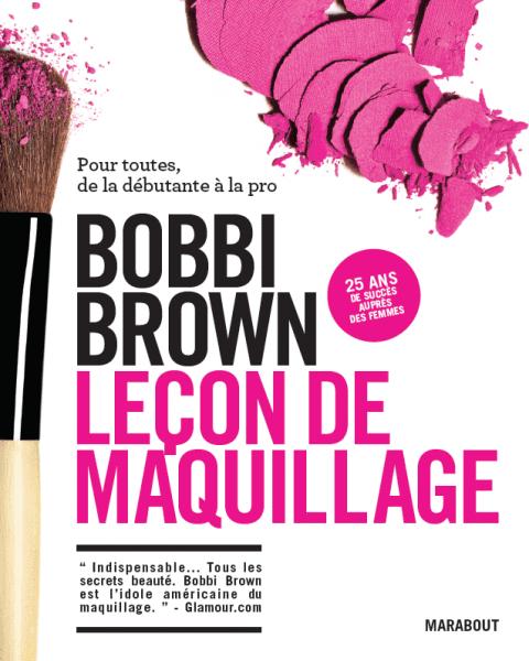 Bobbie Brown : leçon de maquillage