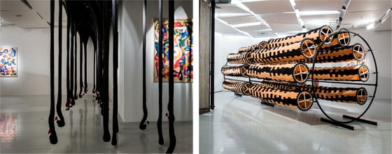 Exposition Henrik Vibskov Galerie des Galeries