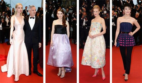 Carey Mulligan_Julianne Moore_Nicole Kidman_Zhang Ziyi en Christian Dior Haute Couture