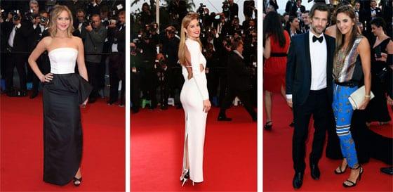 Jennifer Lawrence en Dior_Kroes Doutzen en Calvin Klein_Aaron Young en Zilli