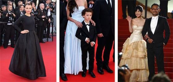 Samantha Barks en Dior_ Elyes Aguis en Baby Dior_Wu Jiang en Dior