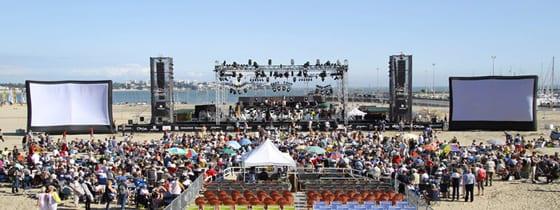 Festival un Violon sur le Sable Royan