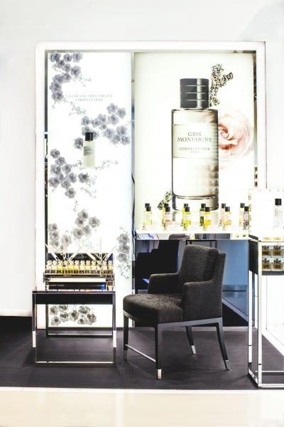 Boutique Dior éphémère