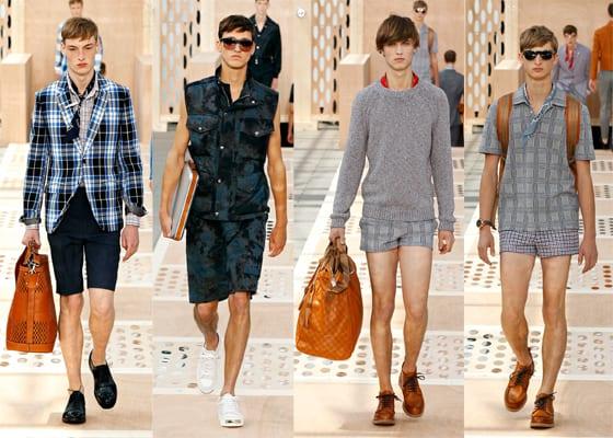 Louis Vuitton men SS 201