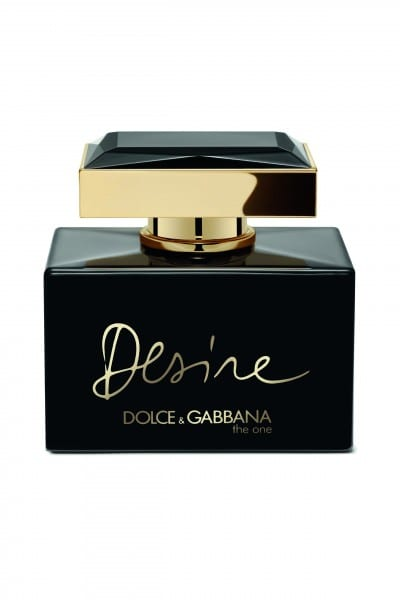 The One Desire de Dolce & Gabbana