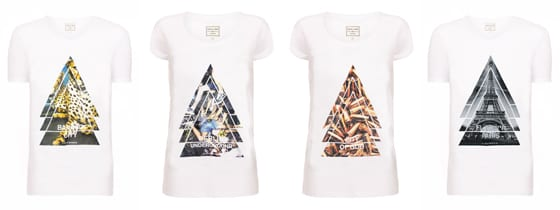 ELEVEN T- Shirts Triangle City