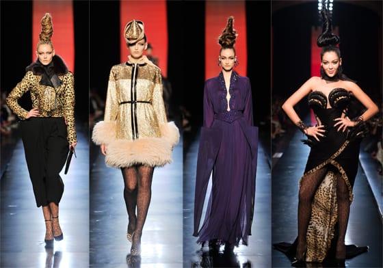 Gaultier Paris Haute Couture FW 2013-14 Nabilla