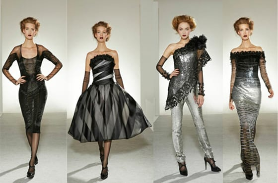 Georges Chakra couture FW 2013-14