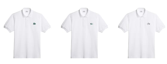 LACOSTE Holiday Collector 2013 - Diffusion ligne men's polo shirt © All rights reserved