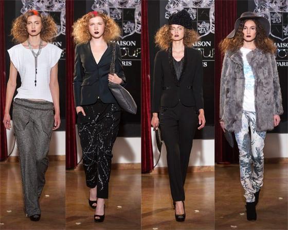 Maison Anoufa Couture FW 2013-14
