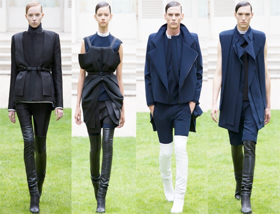 Rad Hourani Couture FW 2013-14