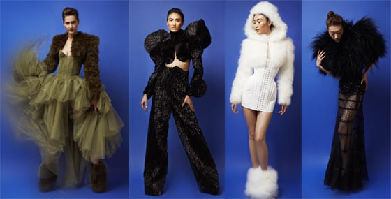 Serkan Cura Couture FW 2013-14