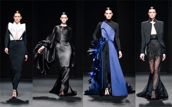 Stéphane Rolland Haute Couture FW 2013-14