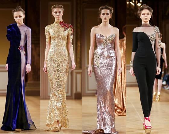 Tony Yaacoub couture FW 2013-14