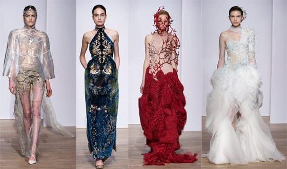 Yiqing Yin Couture FW 2013-14