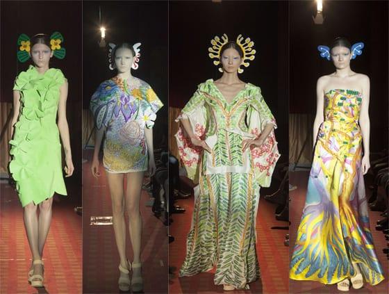 Yoshiki Hishinuma couture FW 2013-14