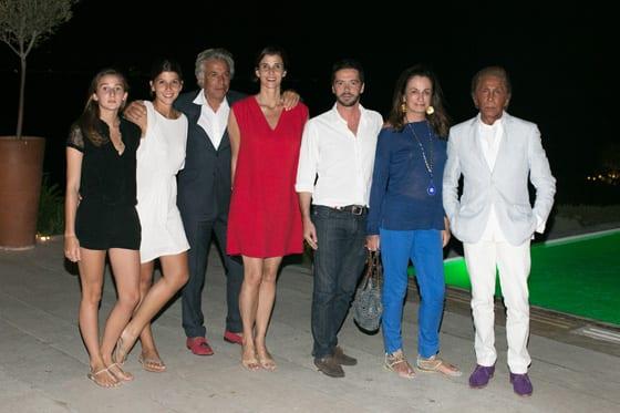 Giancarlo Giammeti_Princess Rosario_Chrysanthos Panas_Countess Georgina Brandolini_Valentino