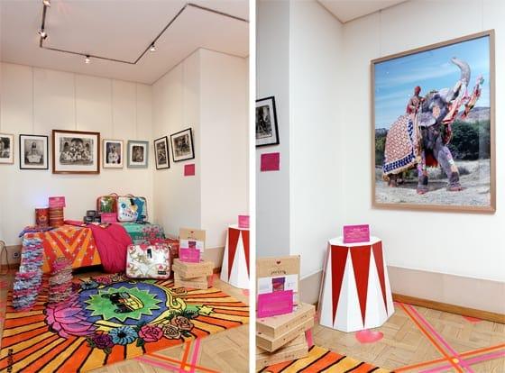 Pop-up store Manish Arora à la Joyce Gallery