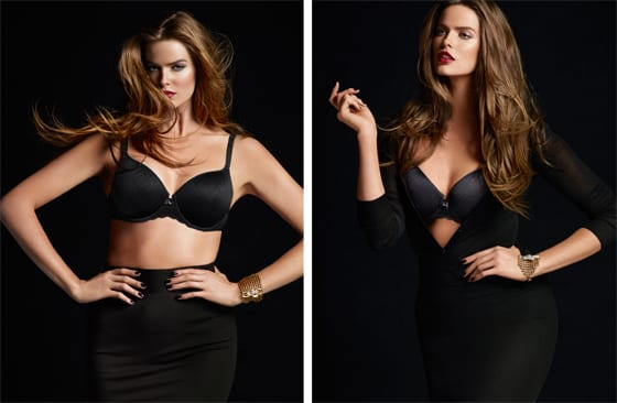 Chantelle Ligne Chic Sexy Spacer Noir