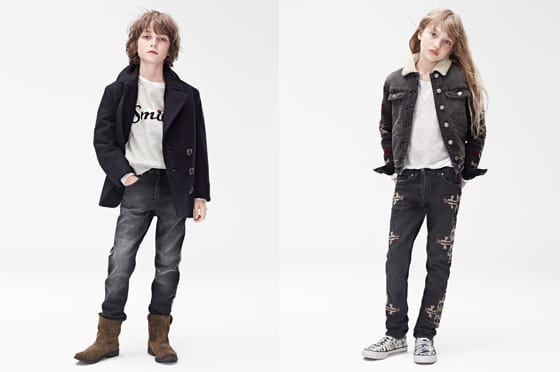 Collection junior Isabel Marant pour H&M FW 2013-14