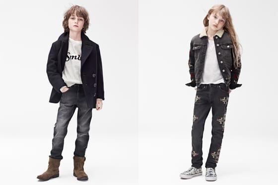 Collection junior Isabel Marant pour H&M FW 2013-14