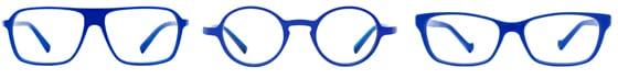 International Klein Blue Collection by Etnia Barcelona ligne optique