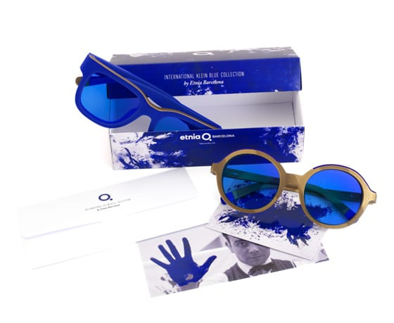 International Klein Blue Collection by Etnia Barcelona