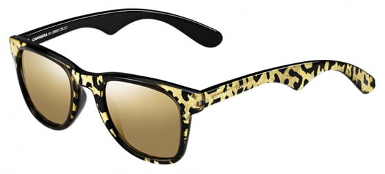 Leopard Carrera by  Jimmy Choo