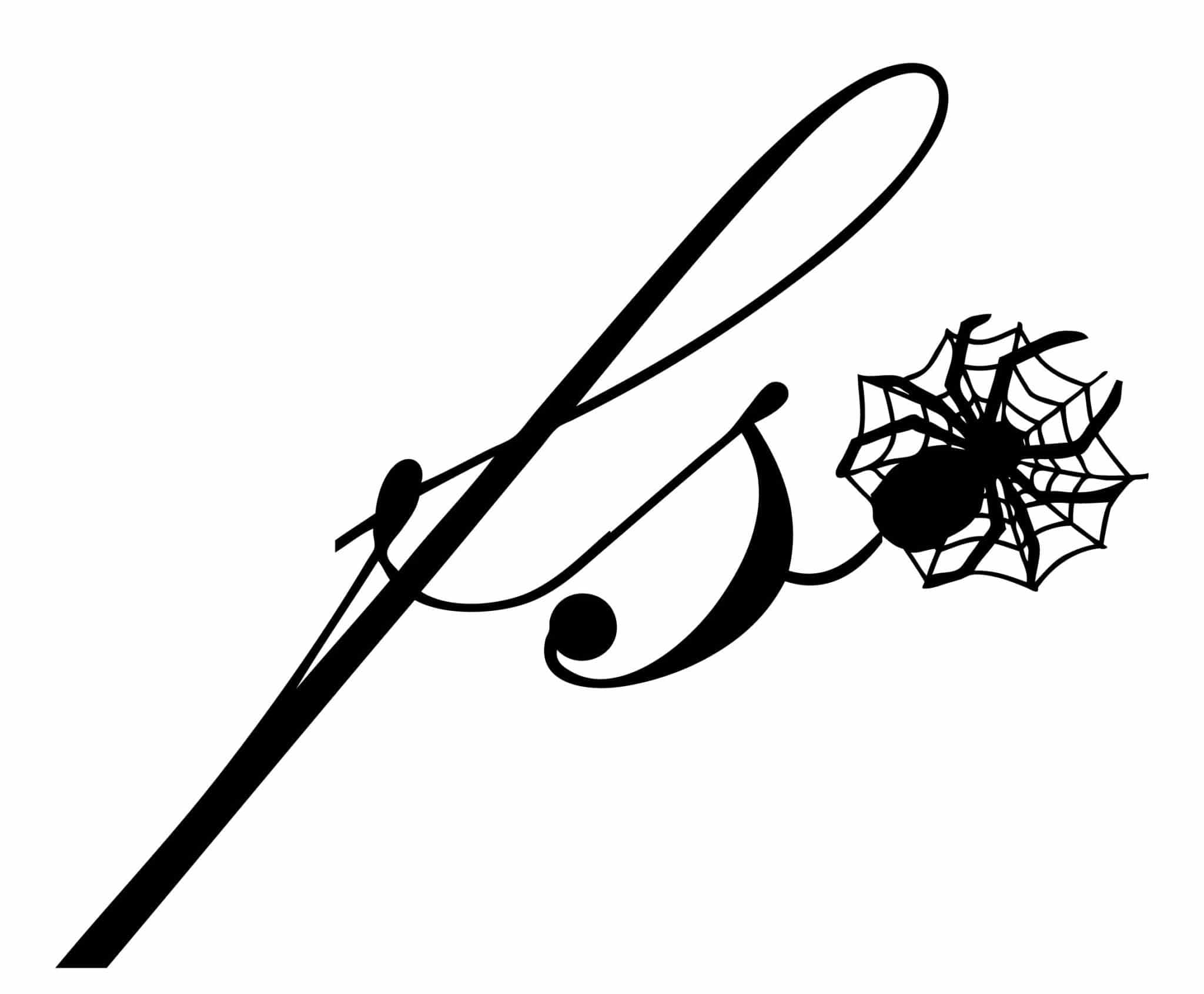 Logo Fashion Spider