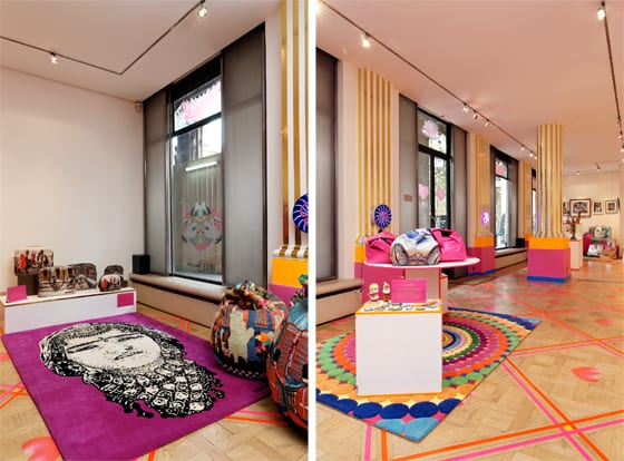 Pop-up store Manish Arora à la Joyce Gallery
