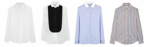 Chemises femme Alain Figaret FW 2013-14
