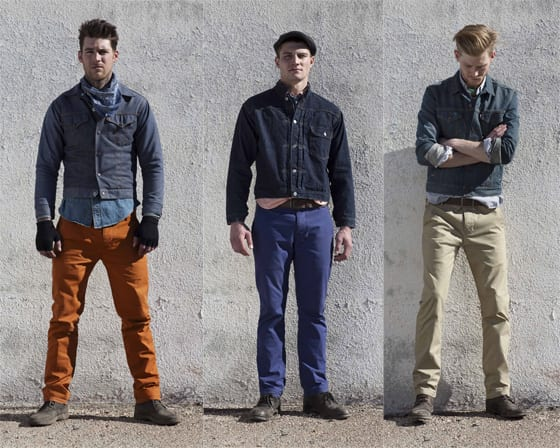 Levi's Red Tab FW 2013-14