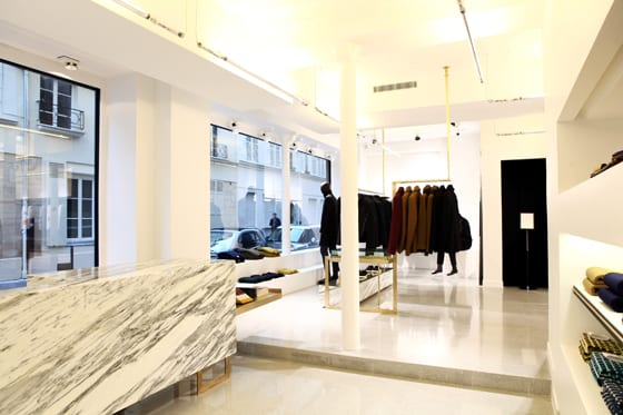 Wooyougmi boutique Paris