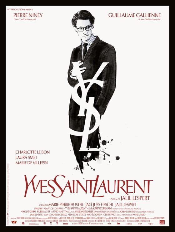 Affiche film YSL