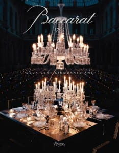 Baccarat 250 ans_éditions RIZZOLI NY