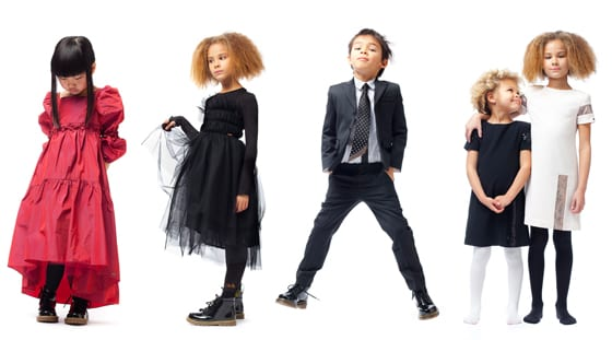 Collection Junior Gaultier AH 2013-14