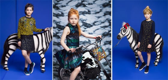 Kenzo Kids Collection AH 2013-14
