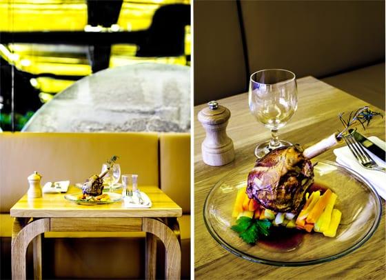 Les Cloches_Table et assiette