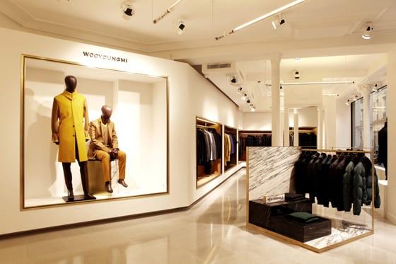 Wooyougmi boutique Paris