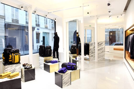 Wooyoungmi boutique Paris