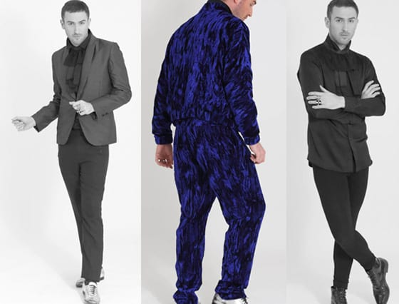 Aux Corps Anonymes FW 14-15