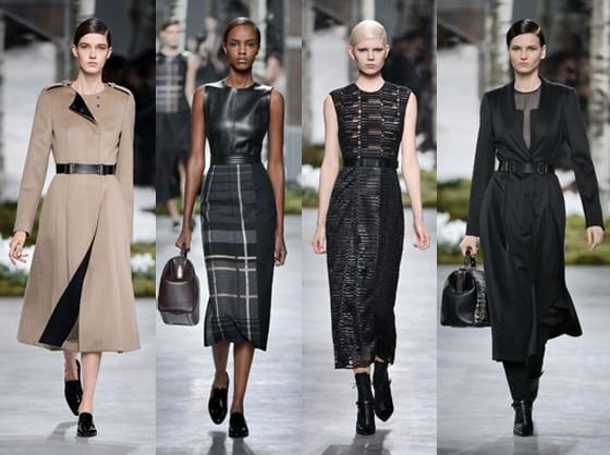 Boss Fashion Show FW14-15 New York par Jason Wu