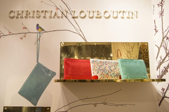 Christian Louboutin Pop-up Store Maroquinerie