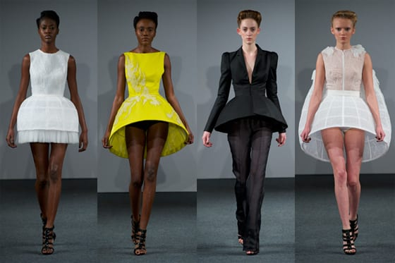Clarisse Hieraix Couture SS14