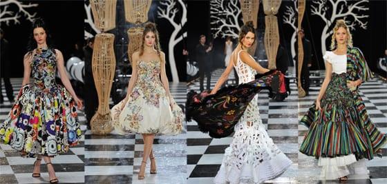 Franck Sorbier Haute Couture SS14