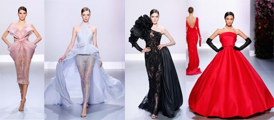 Ralp & Russo Couture SS14